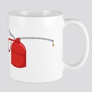 OIL CAN Mugs