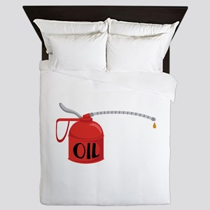 OIL Queen Duvet