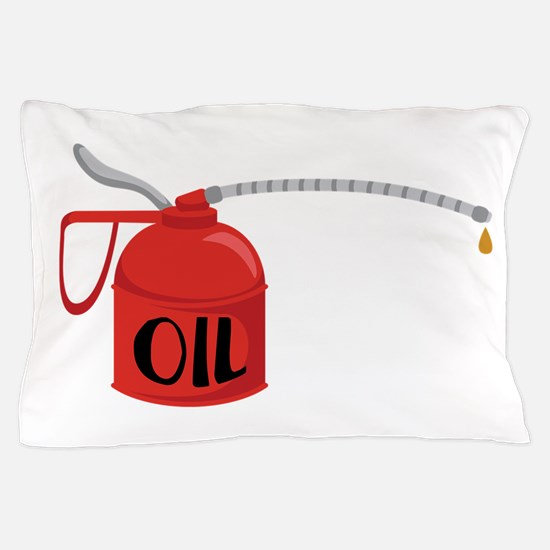 OIL Pillow Case