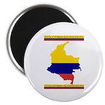 Colombia es pasion Magnet