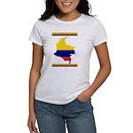 Colombia es pasion Women's T-Shirt