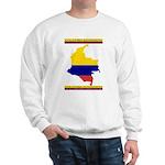 Colombia es pasion Sweatshirt