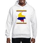 Colombia es pasion Hooded Sweatshirt