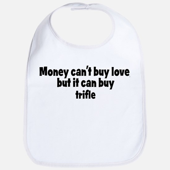 trifle (money) Bib