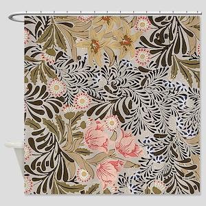 William Morris Bower Shower Curtain