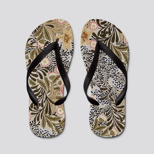 William Morris Bower Flip Flops
