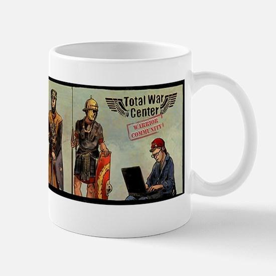 Twc Warrior Community Mugs