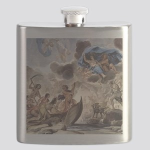 Greek Mythology Flask