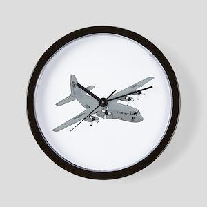 C-130 Wall Clock