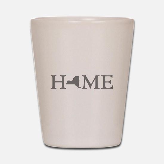 New York Home Shot Glass