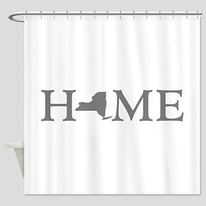 New York Home Shower Curtain
