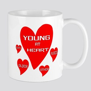 Young at Heart Mug