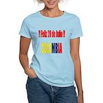 20 Julio Colombian day Women's Light T-Shirt