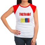 20 Julio Colombian day Women's Cap Sleeve T-Shirt