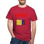 20 Julio Colombian day Dark T-Shirt
