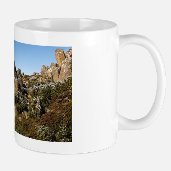 dolerite landscape Mug