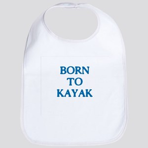 Born to Kayak Bib