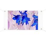 Fairy flowers Banner