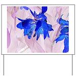 Fairy flowers Yard Sign