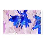 Fairy flowers Sticker