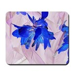 Fairy flowers Mousepad