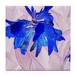 Fairy flowers Tile Coaster