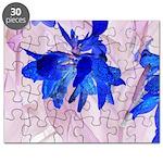 Fairy flowers Puzzle