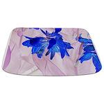 Fairy flowers Bathmat