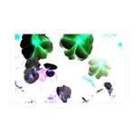 Blooming space Wall Decal