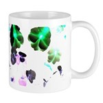 Blooming space Mugs