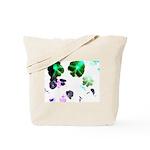 Blooming space Tote Bag