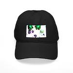 Blooming space Baseball Hat