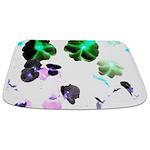 Blooming space Bathmat