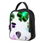 Blooming space Neoprene Lunch Bag