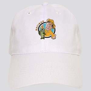 Retired - Gone Fishing Cap
