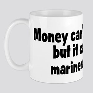 marinera sauce (money) Mug
