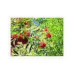 Rowan berries 5'x7'Area Rug