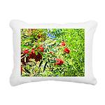 Rowan berries Rectangular Canvas Pillow