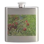 Rowan berries Flask