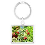 Rowan berries Keychains
