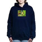 Rowan berries Women's Hooded Sweatshirt