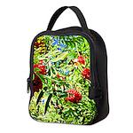 Rowan berries Neoprene Lunch Bag