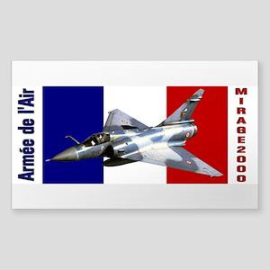 Mirage 2000 Sticker