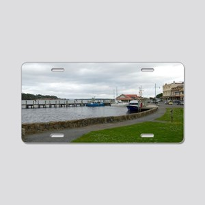 Macquarie Harbour Strahan Aluminum License Plate