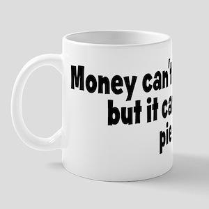pie (money) Mug