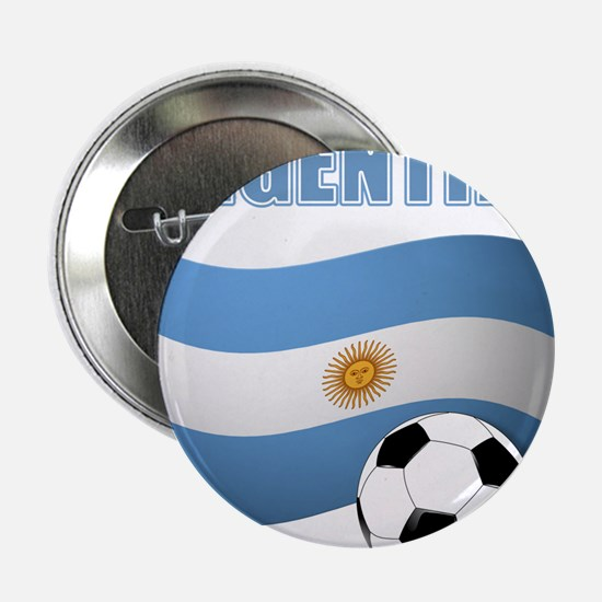 "Argentina soccer 2.25"" Button"