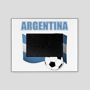 Argentina soccer Picture Frame