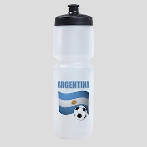 Argentina soccer Sports Bottle
