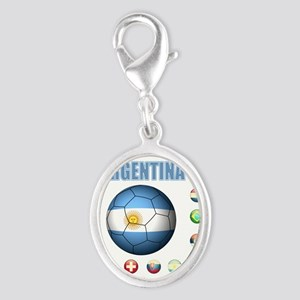 Argentina soccer Charms