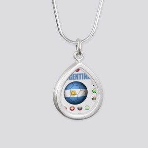 Argentina soccer Necklaces